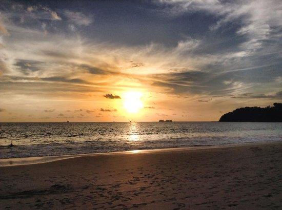 Brasilito, Costa Rica: Flamingo sunset