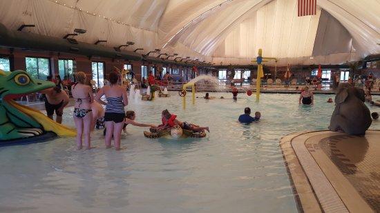 Saint George, UT: Kids water features
