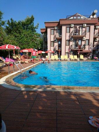 Ozturk Hotel Hisaronu照片