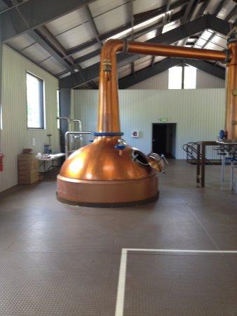 Lovingston, Вирджиния: copper tank