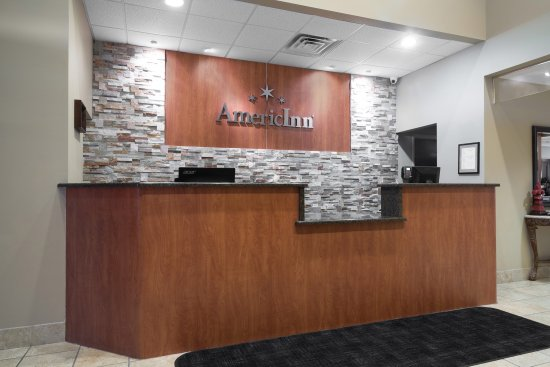 AmericInn Hotel & Suites Rochester Airport: AmericInn Rochester Airport