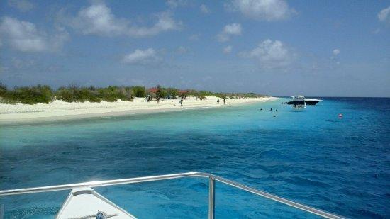 Kralendijk, Bonaire: Arriving at Klie