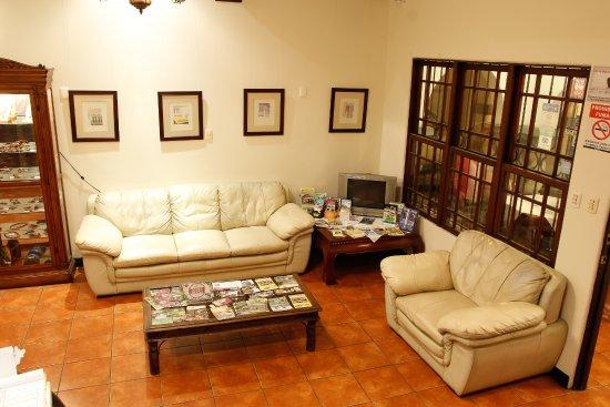 Hotel Colonial: Área de Lobby
