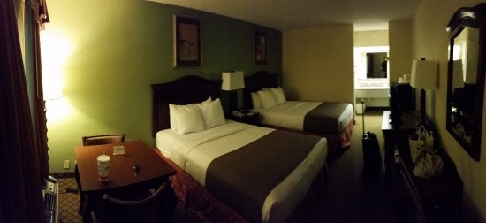 Beds are 7/10, room was clean...SEE PICS!