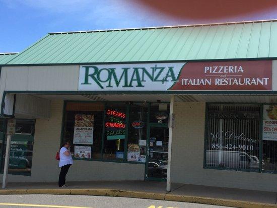 Romanza Italian Restaurant, Cherry Hill - Restaurant ...