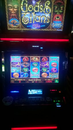 Choctaw Casino Resort: House does not always win!