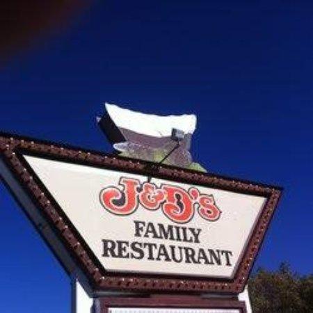 Brigham City, UT: J&D's Family Restaurant