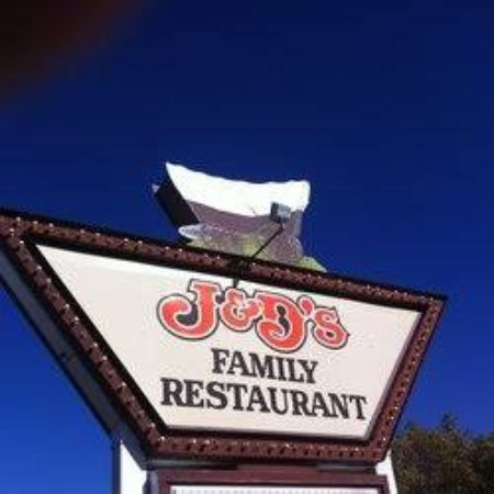 Brigham City, Юта: J&D's Family Restaurant