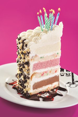 Caesars Palace: Serendipity 3 - Party Like It's Your Birthday Cake