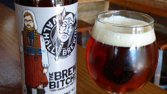 Poulsbo, WA: The Brew Bitch