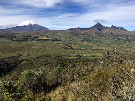 Hiking Pasachoa