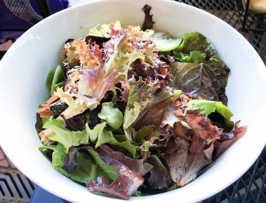 San Rafael, CA: Farm Fresh salad