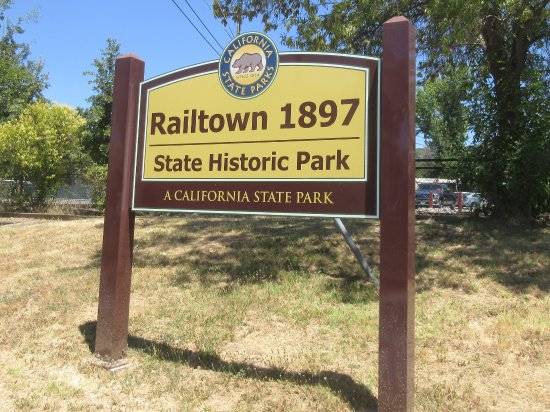Railtown 1897 State Historic Park, Jamestown, CA