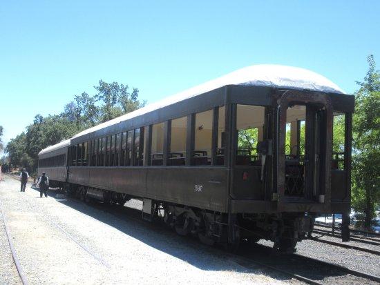 เจมส์ทาวน์, แคลิฟอร์เนีย: Train, Railtown 1897 State Historic Park, Jamestown, CA
