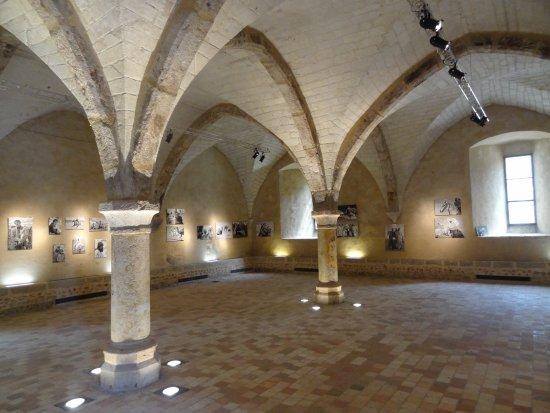 Abbaye de L'Epau: le scriptorium