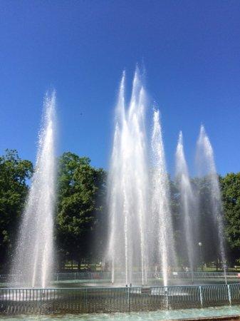Parc de la Pépinière : Fabulous fountains