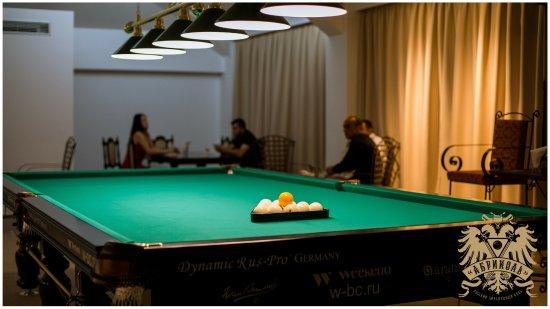 Billiard Club Abricol