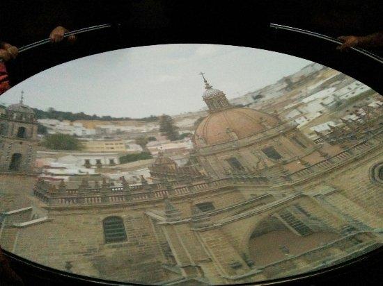 Camara Oscura Alcazar Jerez de la Frontera: IMG_20160707_135320_large.jpg
