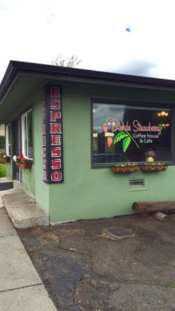 Wallowa, OR: A great find for a hungry soul!
