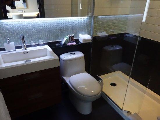 Modern Bathroom Equipment Picture Of Hotel Sepia Quebec City Tripadvisor