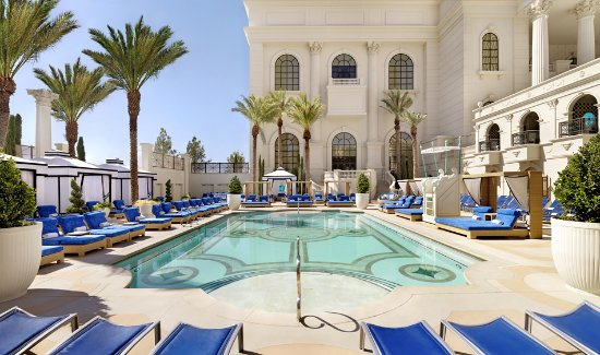 Caesars palace 119 1 9 9 updated 2017 prices for Caesars swimming pool