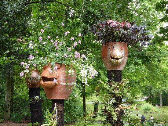 Jardin de splantes : l\'histoire du Potanpo (Ckaude Ponti) - juillet ...