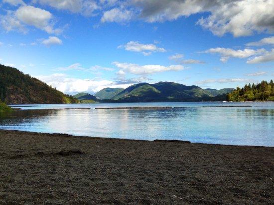 Lake Cowichan, Canadá: Gordon Bay Provincial Park