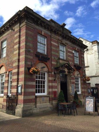 The Arnold Machin Newcastle Under Lyme Restaurant Reviews Phone