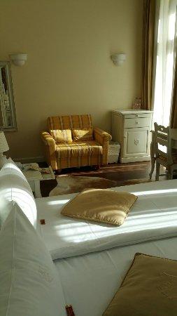 Hotel Villa Marstall: 20160707_181226_large.jpg