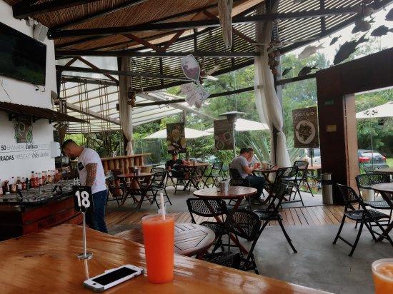 Σάντα Άνα, Κόστα Ρίκα: Tacobar Santa Ana