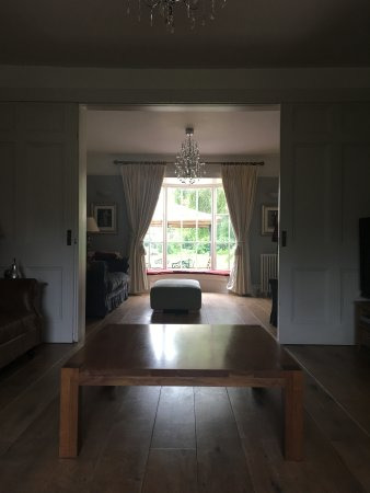 Fulbourn, UK: The living room