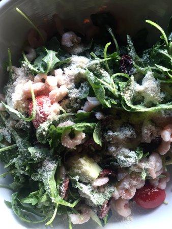 ซิสเตอร์ส, ออริกอน: Robert's Pub Black Butte Ranch Oregon Pink Shrimp Salad