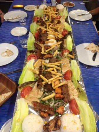 Keskin restaurant alanya restaurant reviews phone for Alanya turkish cuisine