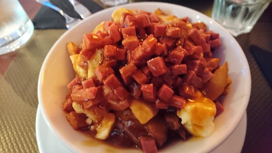 The Moose : La Montréal Smoked Meat Poutine