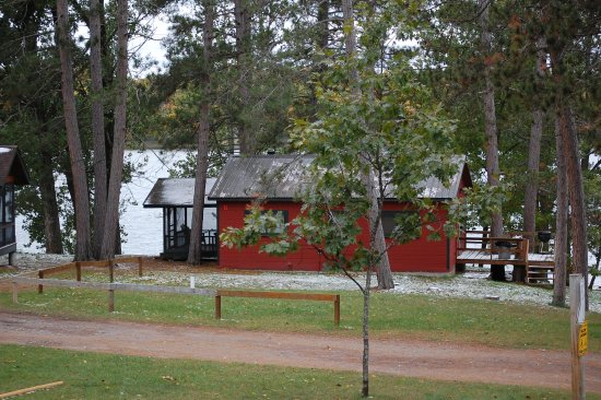 Iron River, Ουισκόνσιν: Cabin #5.
