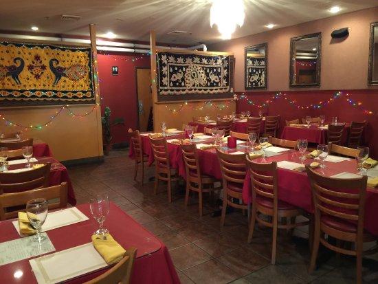 Maharani Indian Restaurant Madison Wi
