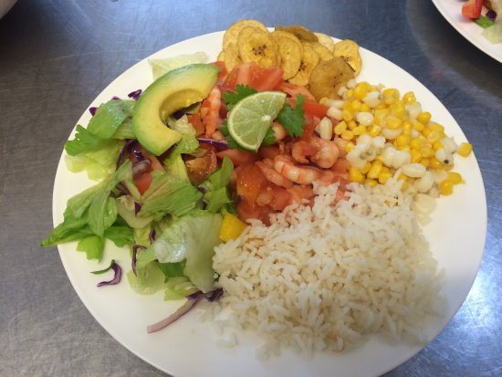 New Romney, UK: Our ceviche special