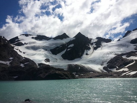 Glaciar Vinciguerra