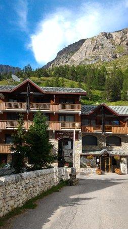 Pierre & Vacances Residence Les Chalets de Solaise: P_20160708_182805_large.jpg