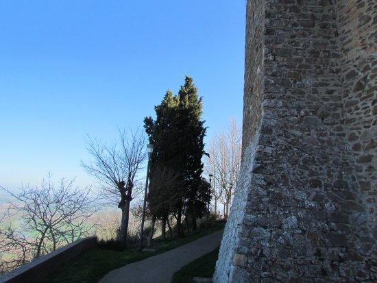 Montalcino, Italy: Chiesa della Madonna del Soccorso