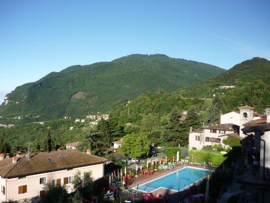 Hotel Residence Elisa: Widok z pokoju