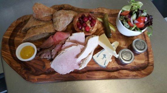 Hoghton, UK: New summer menu at the tea room!