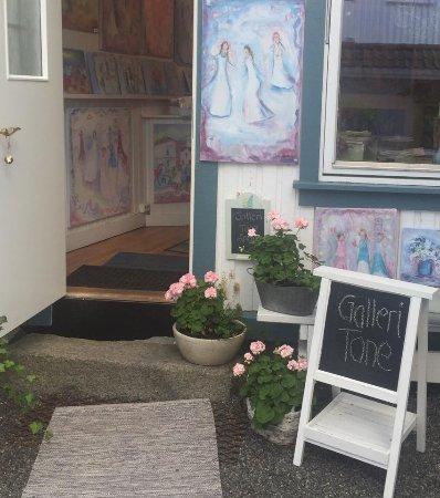 Sandefjord, นอร์เวย์: Velkommen