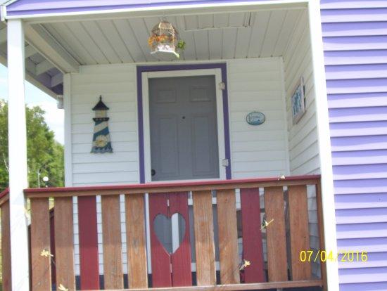 Ellsworth, ME: Of our cottage