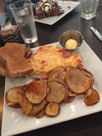 Middletown, NJ: Jersey Omelete