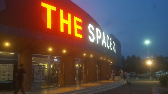 Silea, Italia: The Space Cinema