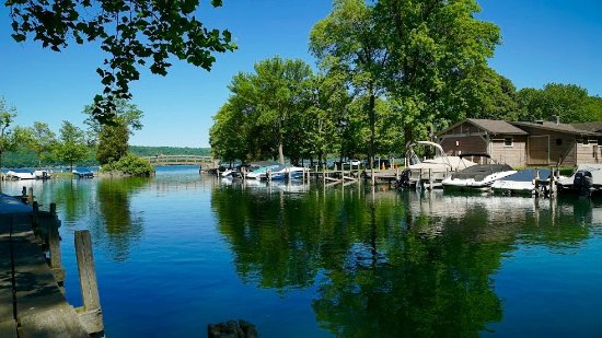 Inn At Taughannock: Our gorgeous waterfront!