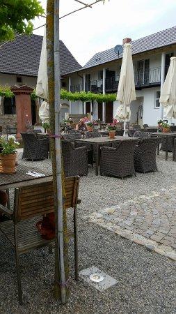 Auggen, Alemanha: Hotel & Restaurant Bären