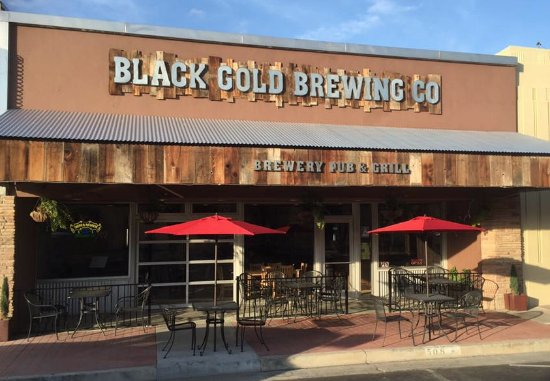 Taft, Kalifornia: Black Gold Brewing Company
