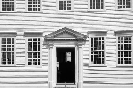 Rockingham Meeting House